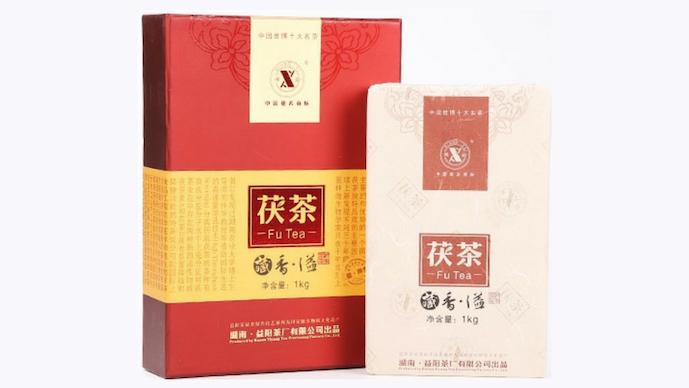 De Zhi Fu Cha, 德智茯茶, 藏香溢茯茶