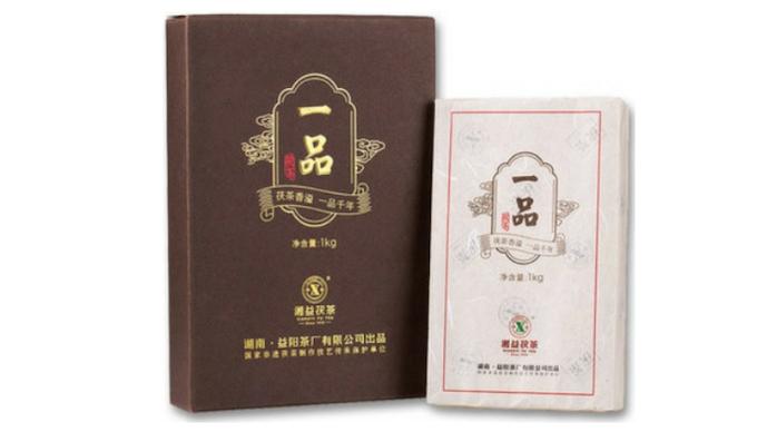 De Zhi Fu Cha, 德智茯茶, Yi Pin Fu Cha 一品茯茶